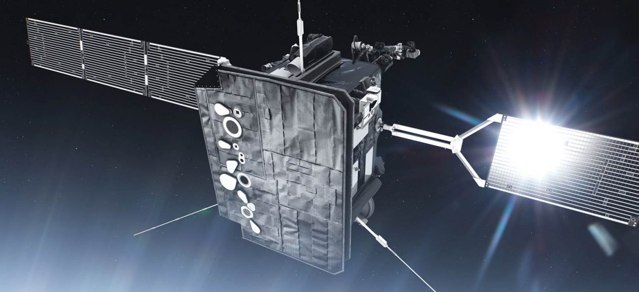 A Thermal Control Surface for the Solar Orbiter