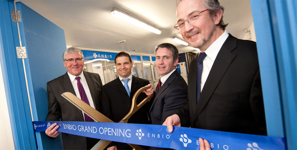 ENBIO to Create 12 Jobs at New €1.5m ESA-Funded Centre in Clonmel