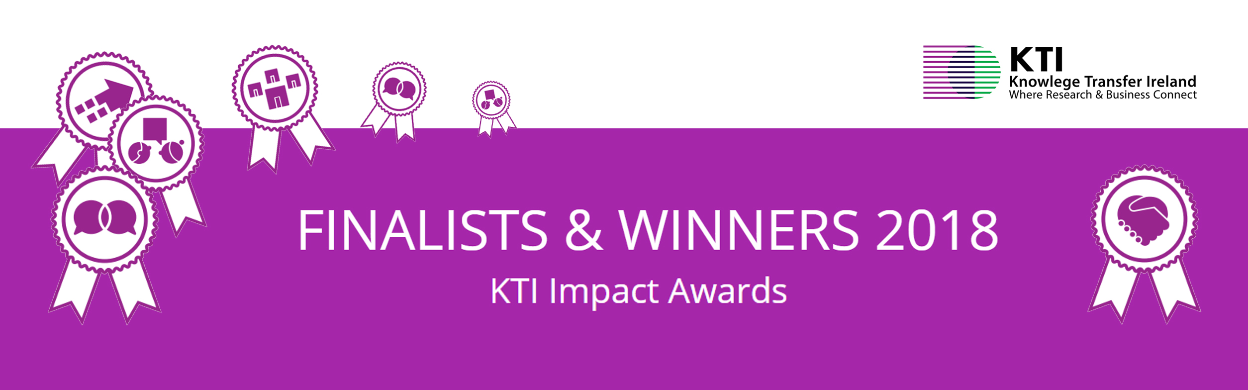 ENBIO has been nominated for a Collaborative Research Award as part of the Knowledge Transfer Ireland Awards 2018!
